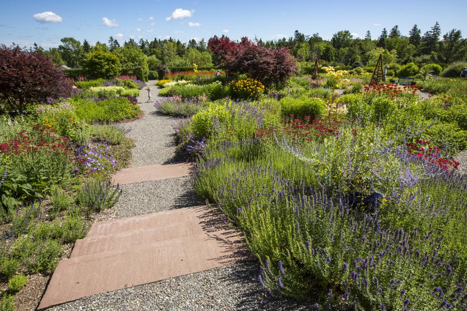 Kingsbrae Gardens, St. Andrews-by-the-Sea