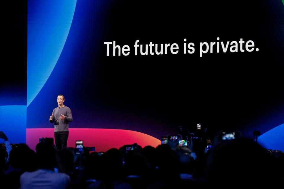 Facebook hired contractors to listen to users of the audio-to-text function in Messenger