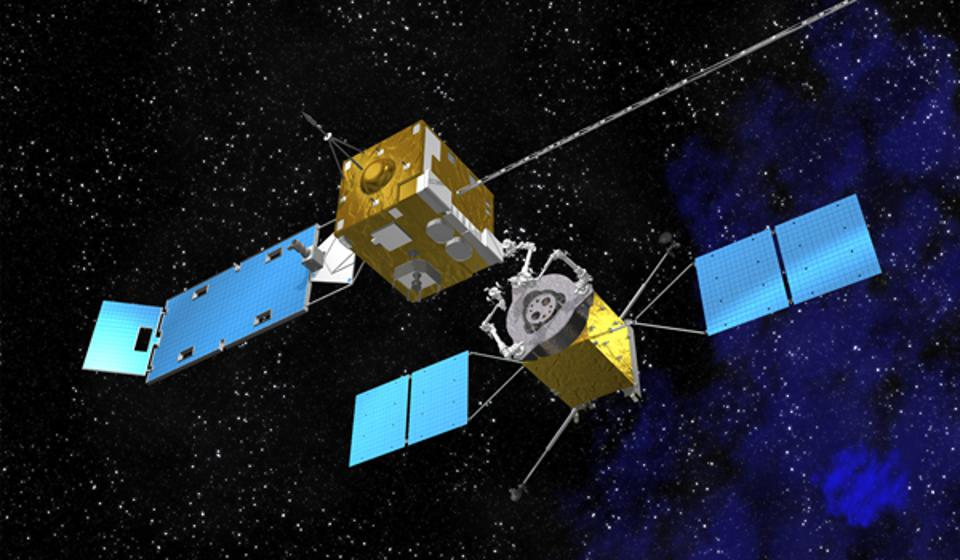 Satellite refueling is something that Orbital Transports may pursue.