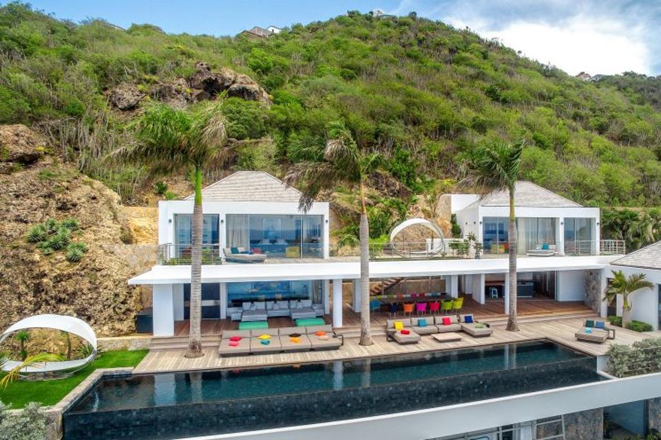 The Best Luxury Villas in St. Barth