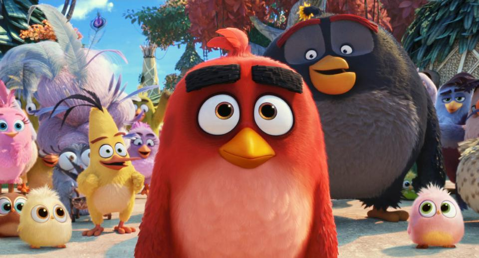 'The Angry Birds Movie 2'