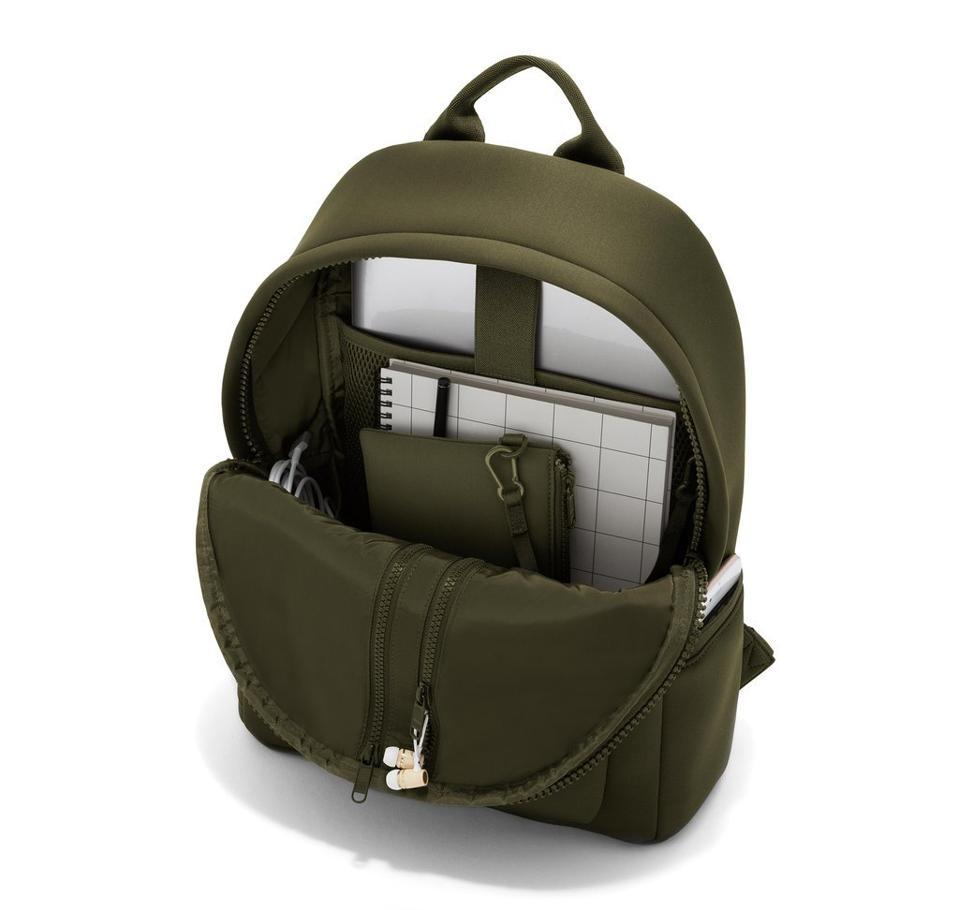 Dagne Dover Dakota Backpack in Moss