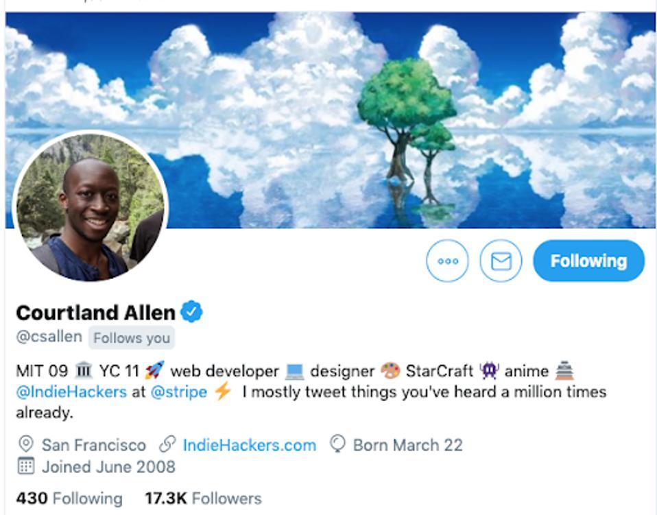 CourtlandAllen Twitter