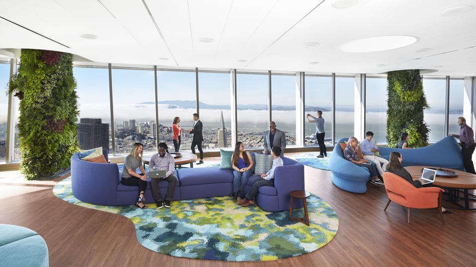Salesforce Ohana Floor