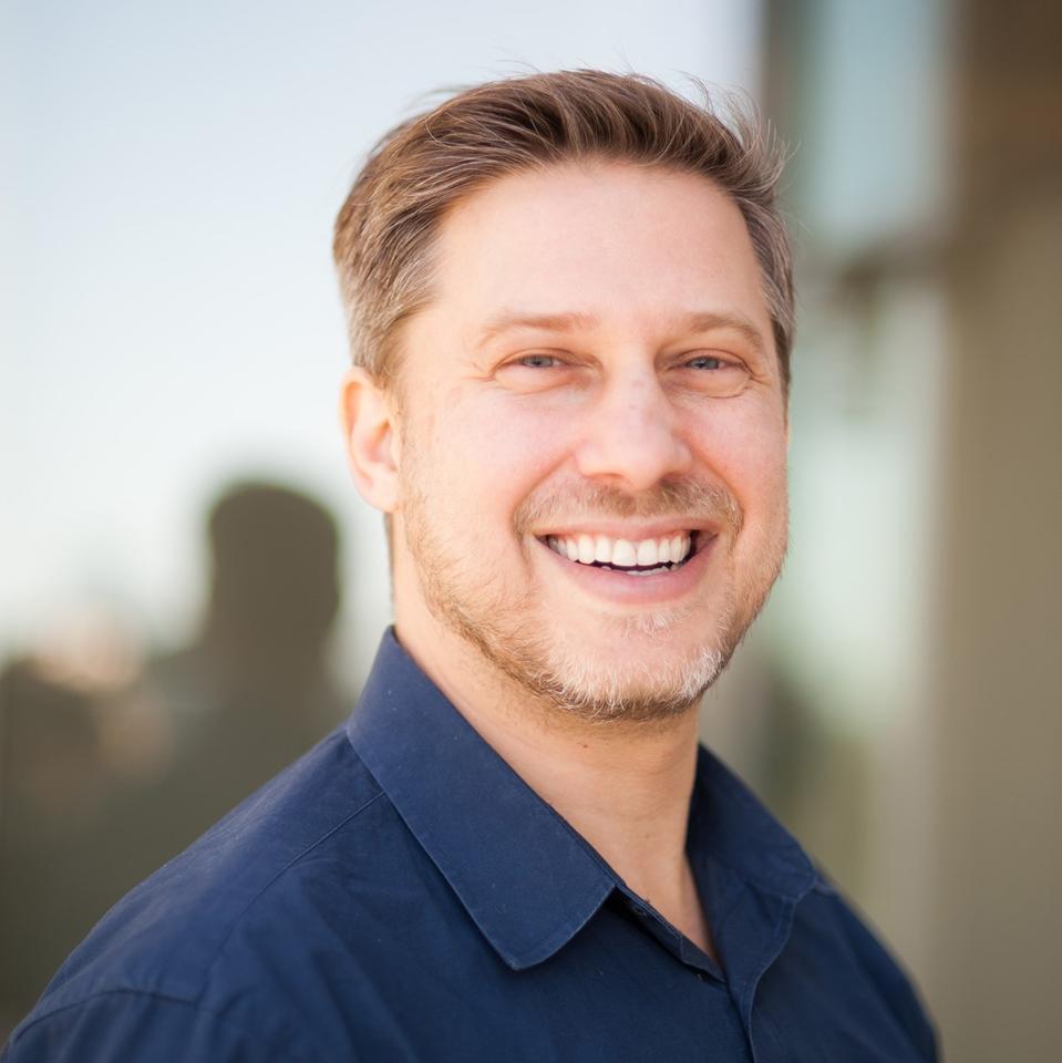 Headshot of Greg Brodsky