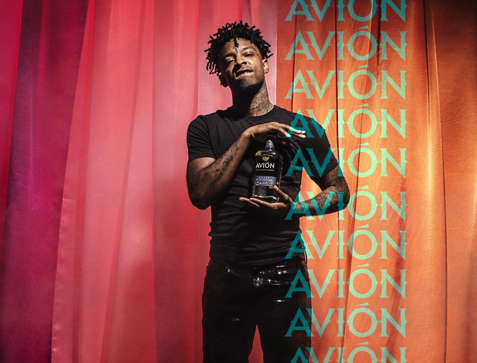 21 Savage x Tequila Avion