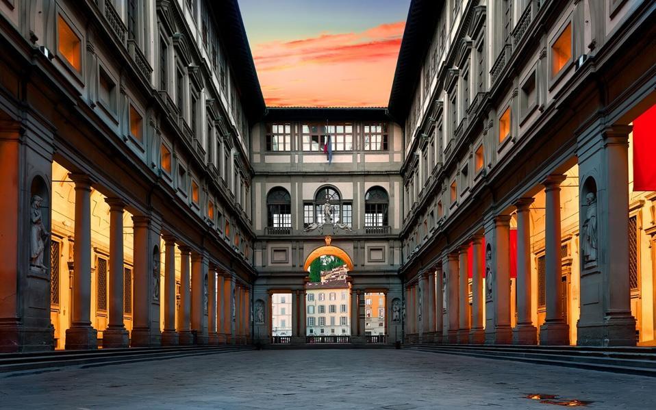 גלריית אופיצי פירנצה