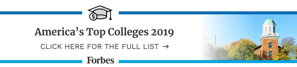Top 15 Liberal Arts Colleges 2019: Claremont Colleges Vs