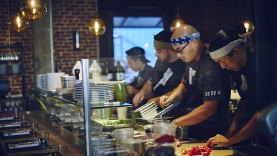 Bestia is a multi-regional rustic Italian restaurant that prioritizes its workplace cultures and employees.
