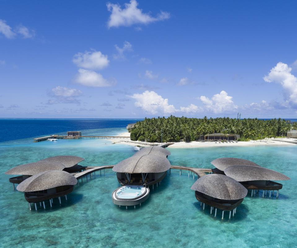 The St Regis Maldives Vommuli Resort, Maldives