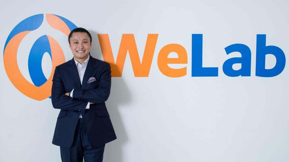 CEO and founder of WeLab