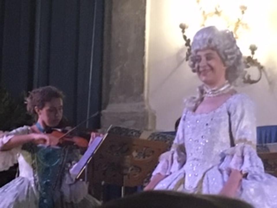 Go For Baroque in Venice on Regent Seven Seas Voyager