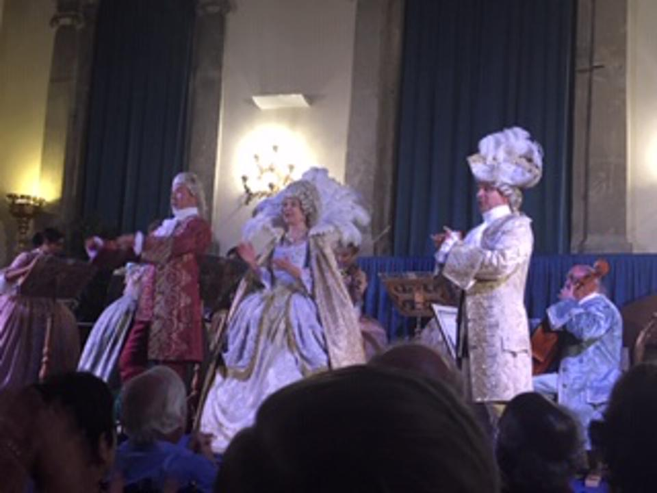 Baroque night
