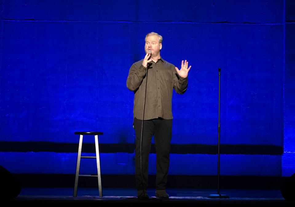 Comedian Jim Gaffigan Rakes In $30 Million By Ditching Netflix And Betting On Himself