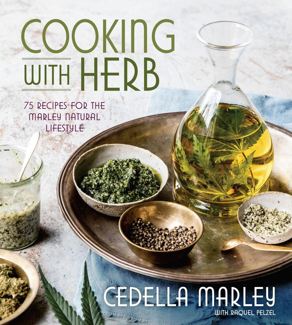 Cooking with Herb, Celdella Marley, cooking with cannabis, cannabis cookbooks