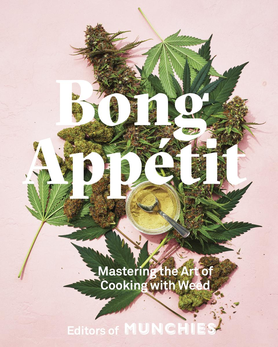 Bong Appétit, cooking with cannabis, cannabis cookbooks