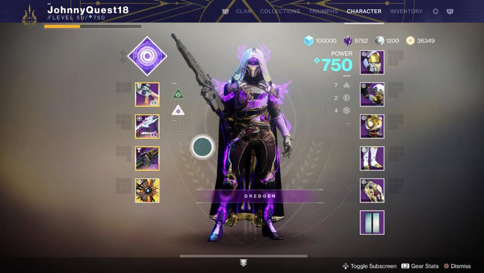 'Destiny 2' Is Bringing Massive Changes To Power And Leveling In Shadowkeep