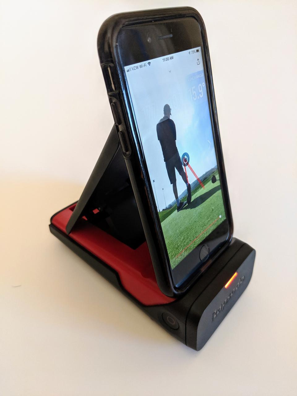 Rapsodo's Mobile Launch Monitor
