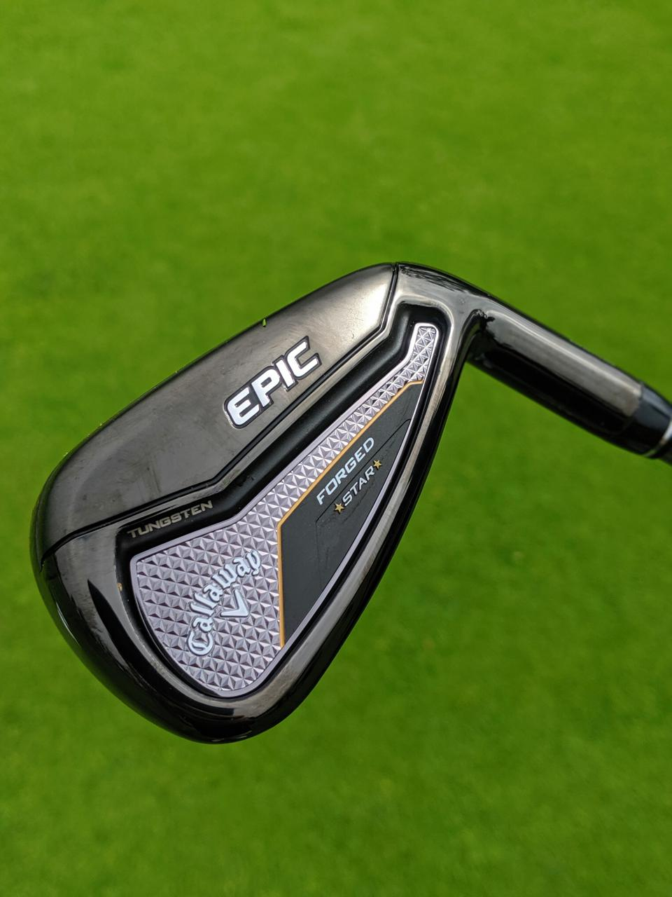 Callaway Epic Forged Star iron