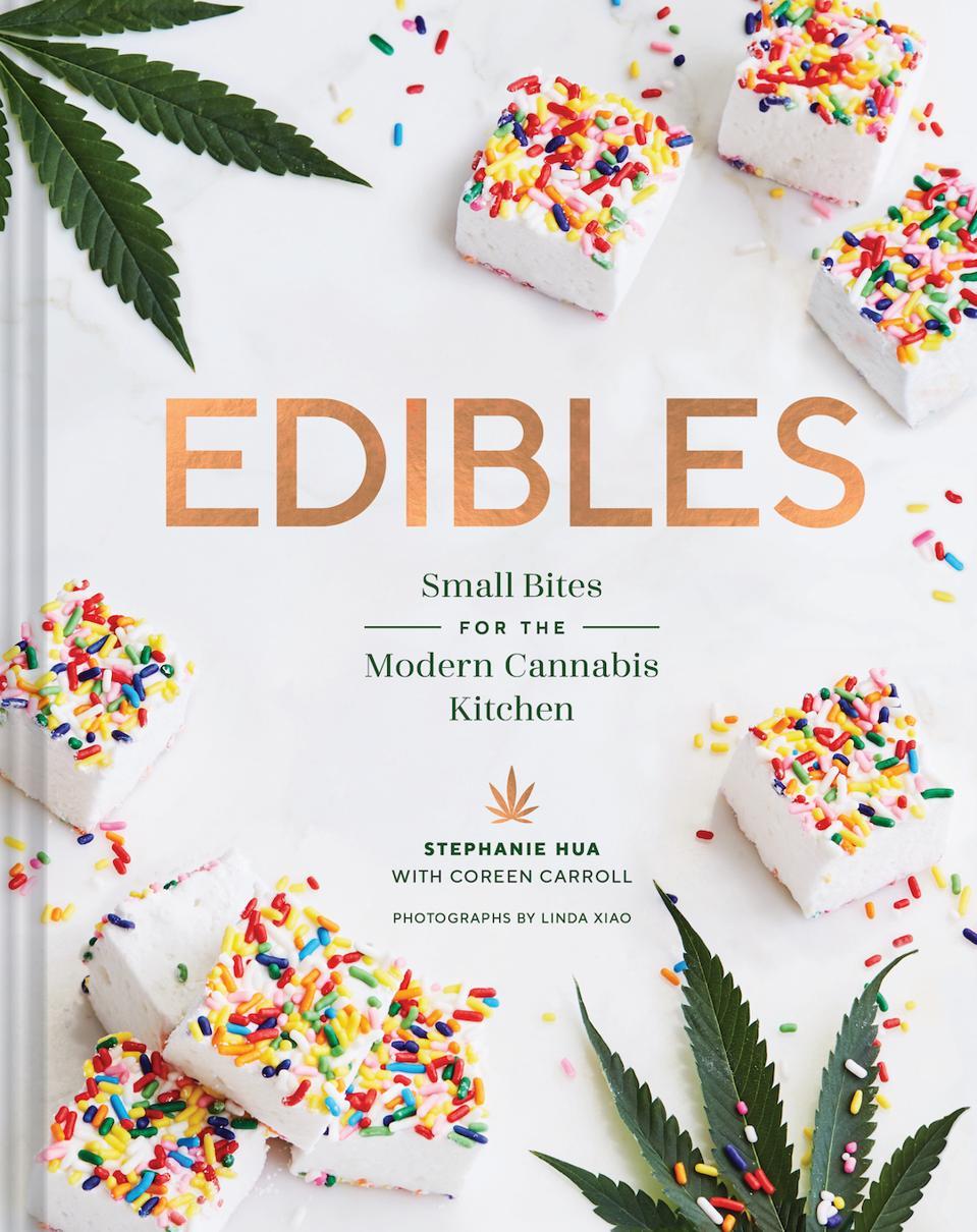 Edibles, Stephanie Hua, cannabis cookbooks, cooking with cannabis, cannabis gift guide