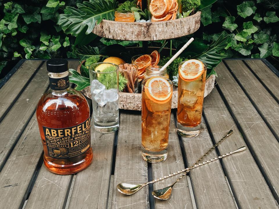 Aberfeldy Scotch Whisky