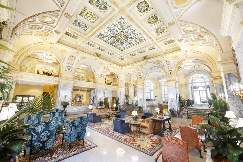 The Hermitage Hotel, a pet-friendly hotel