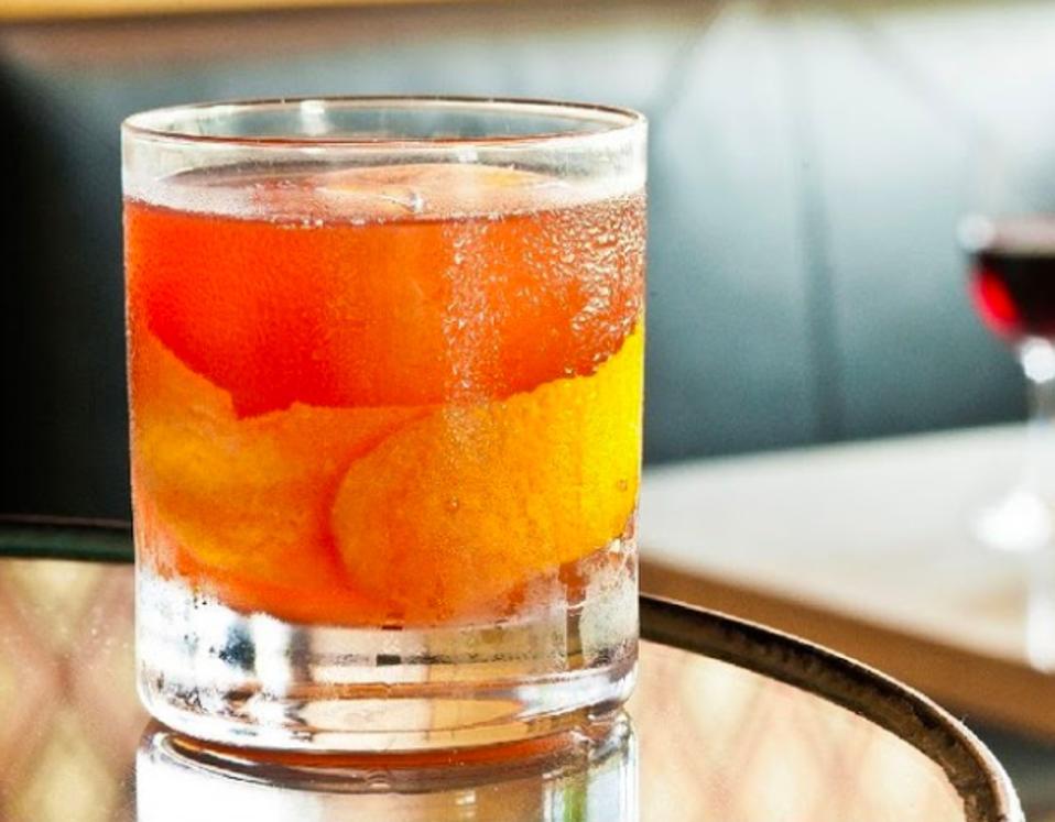 Golden Dram cocktail