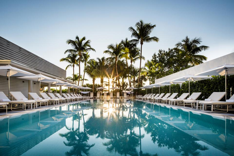 COMO Metropolitan Miami Beach, a pet-friendly hotel