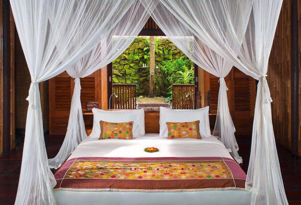 Fivelements luxury villa in Ubud