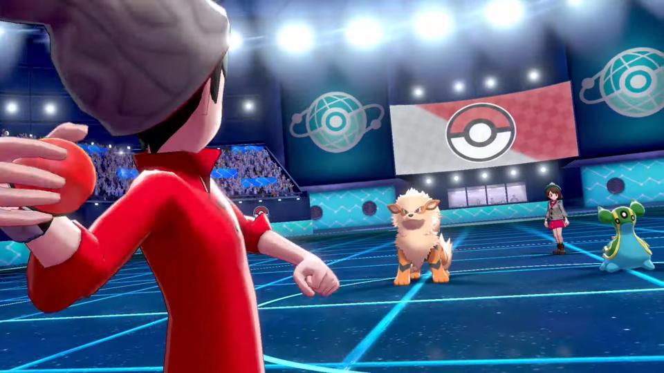 New 'Pokémon Sword and Shield' Trailer Shows Off New Battle Mechanics