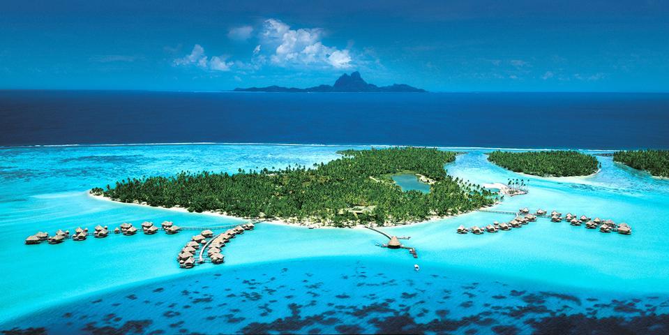 Le Taha'a Island Resort & Spa, Taha'a, Tahiti, French Polynesia