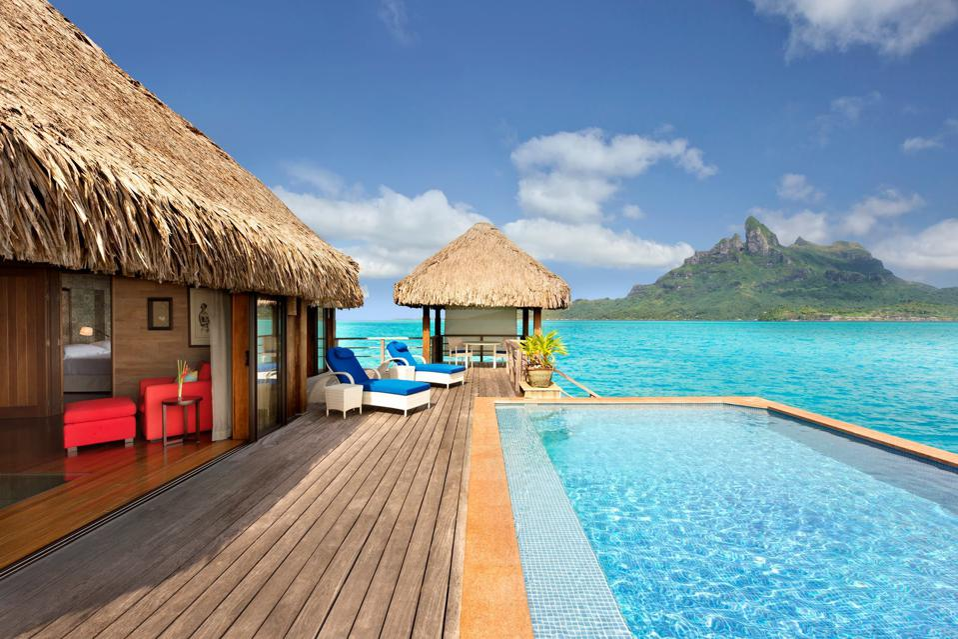 The St. Regis Bora Bora Resort, French Polynesia, Bora Bora, Tahiti resorts
