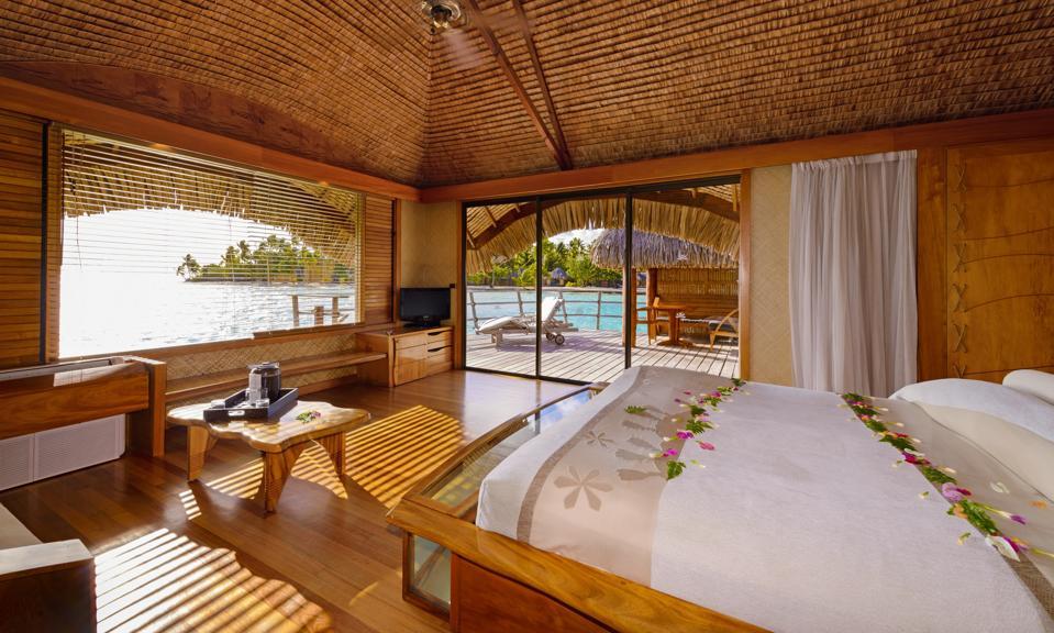 Le Taha'a Island Resort & Spa, Taha'a, French Polynesia, Relais & Chateaux, Tahiti