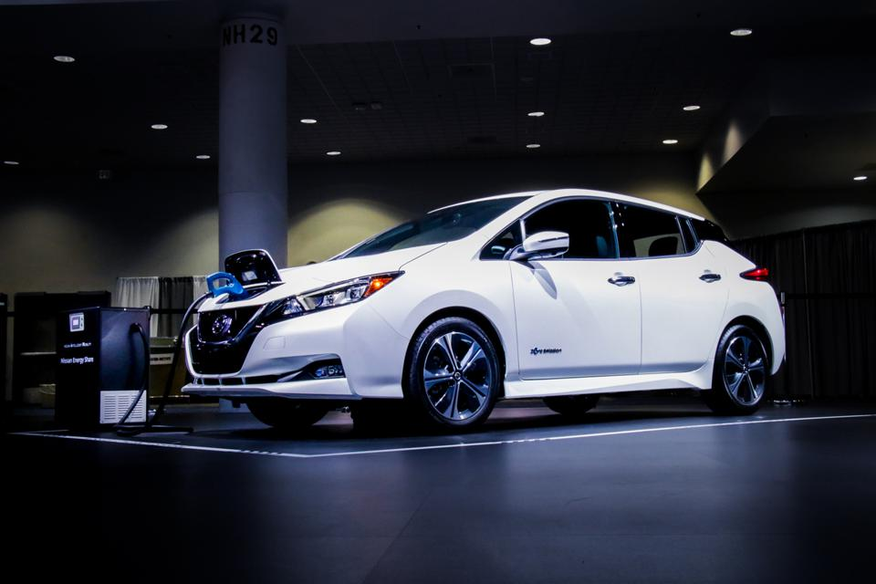 Through July, Nissan has sold 6,946 LEAF's this year in the U.S.