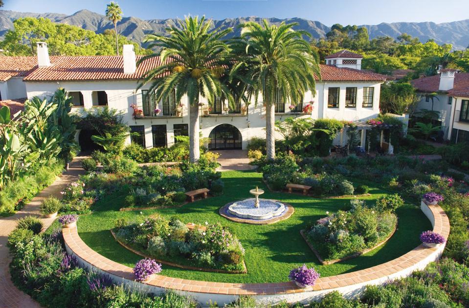 Santa Barbara Hotels >> The Best Hotels In Santa Barbara