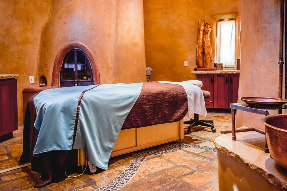 The Living Spa at El Monte Sagrado
