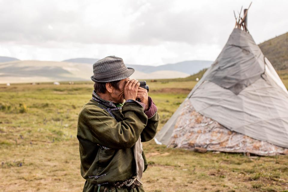 Nomads, Mongolia