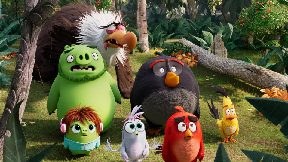 Weekend Box Office: 'Angry Birds 2' Stumbles, '47 Meters Down 2' Recovers, 'Blinded' And Bernadette' Bomb