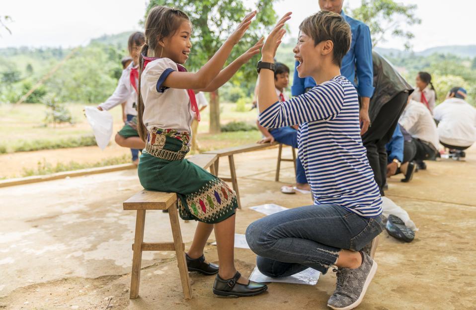 A TOMS program in Vietnam