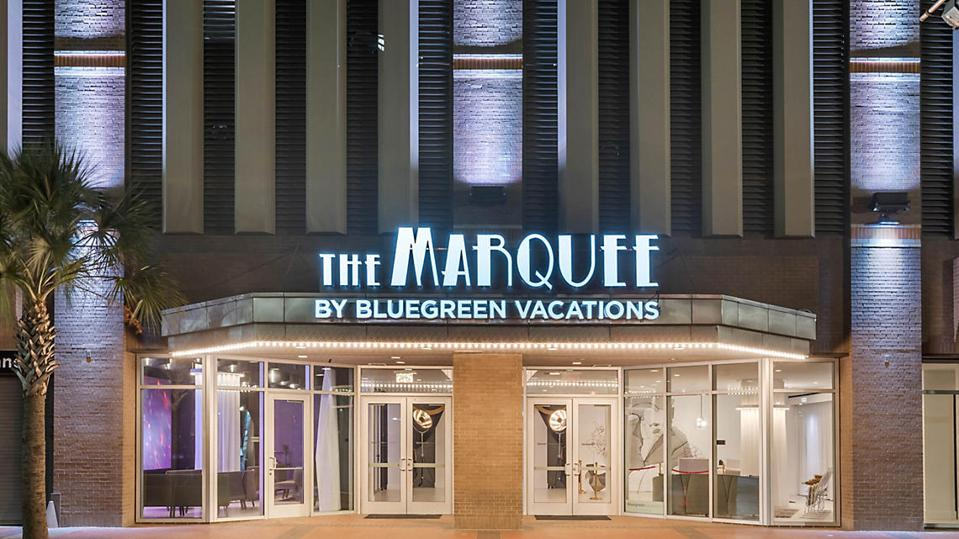 The Marquee Resort celebrated its grand opening in New Orleans.