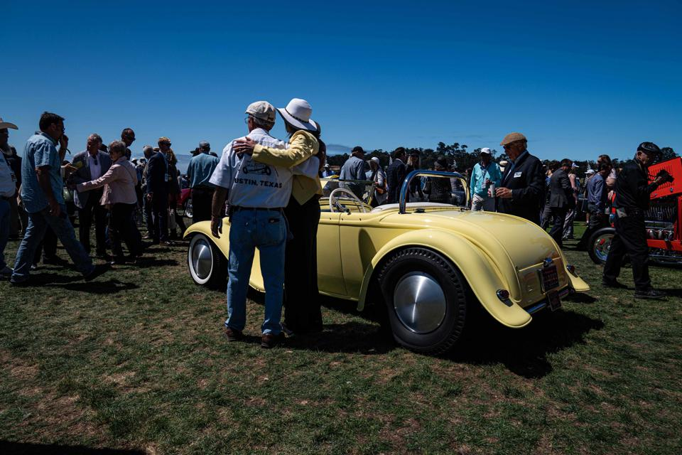 Concours D Elegance >> Best And Boldest From Sunday S 2019 Pebble Beach Concours D