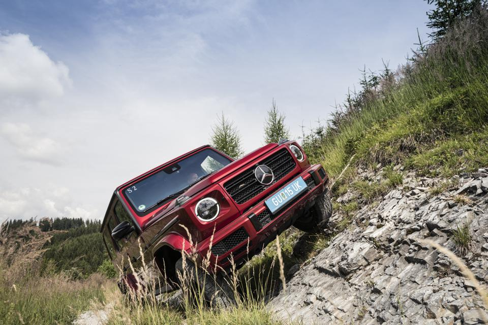 Mercedes-Benz G-Class Celebrates 40 Years - 3 Reasons Why People Love It