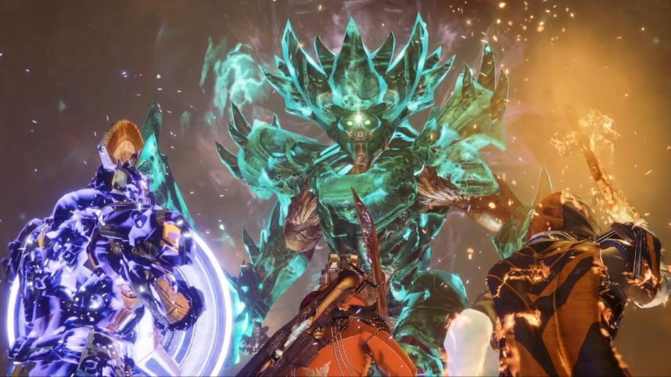 This Possible 'Destiny 2: Shadowkeep' Leak Sounds Very