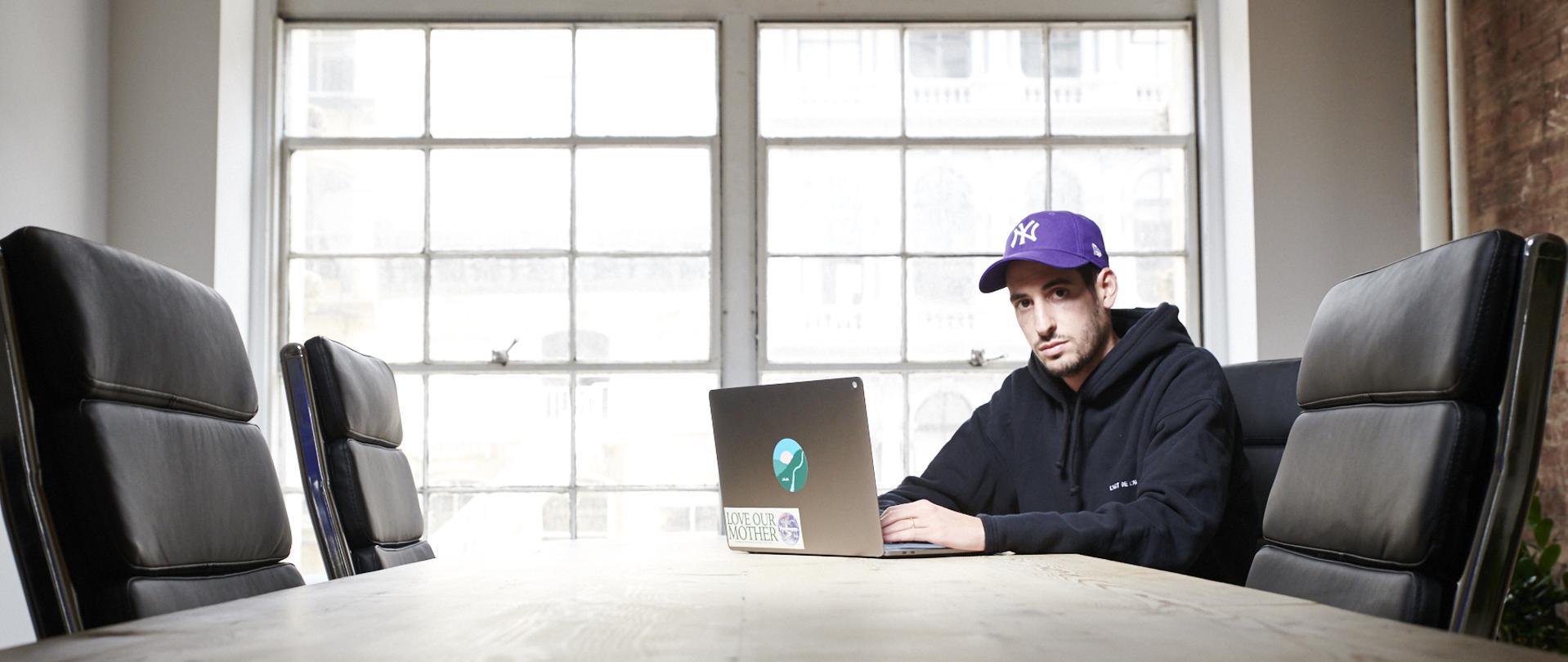Elliot Tebele of Jerry Media