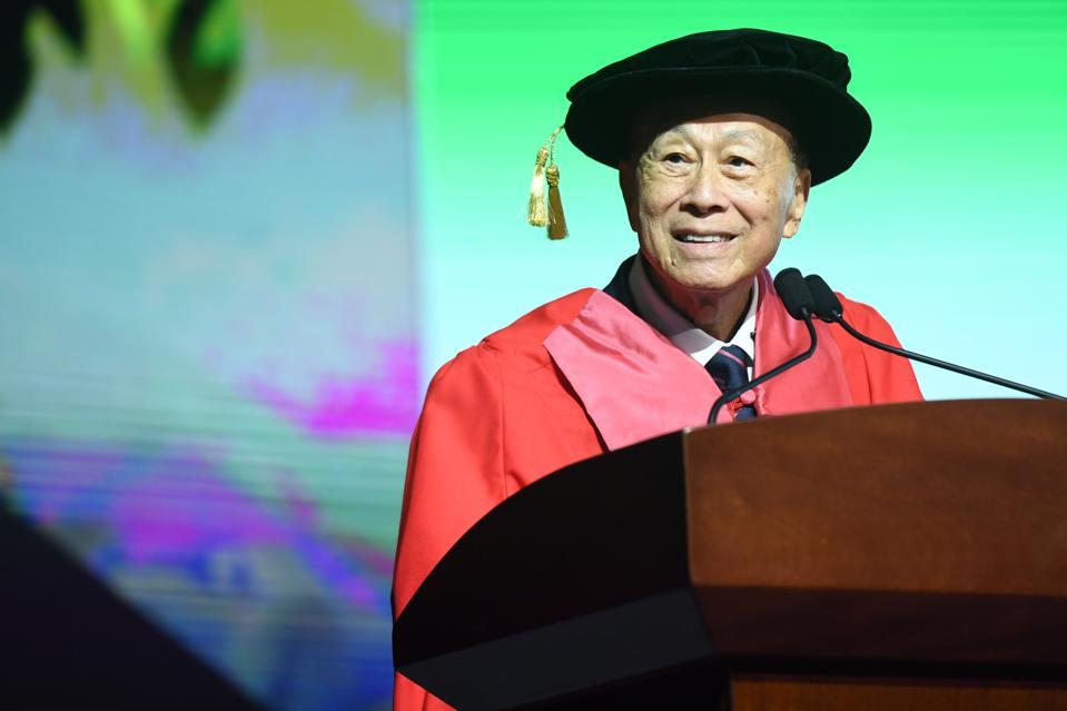 Li Ka-Shing Resign As Honorary President Of Shantou University
