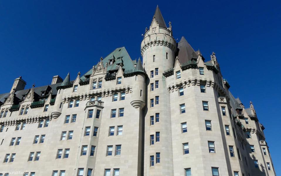 Fairmont Château Laurier, Ottawa, Canada