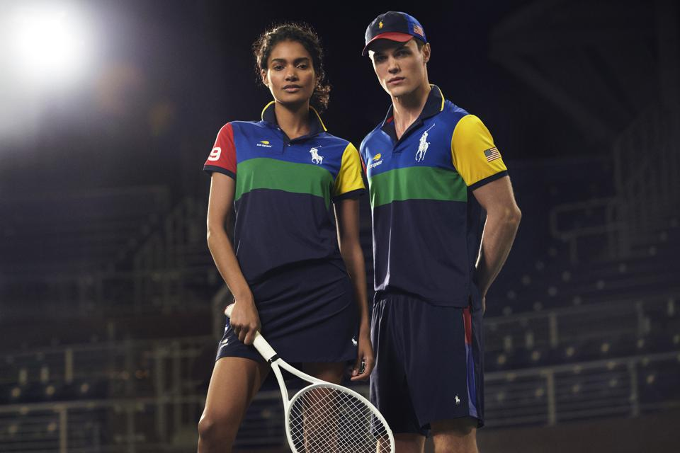 Ralph Lauren's 2020 U.S. Open Ball Person Uniforms Will Be Made From Recycled Tennis Ball Cans From Tournament