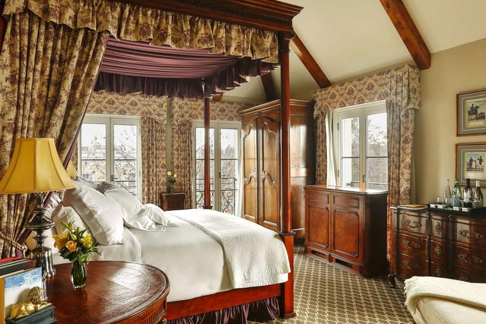Grand King Room at Hotel Les Mars