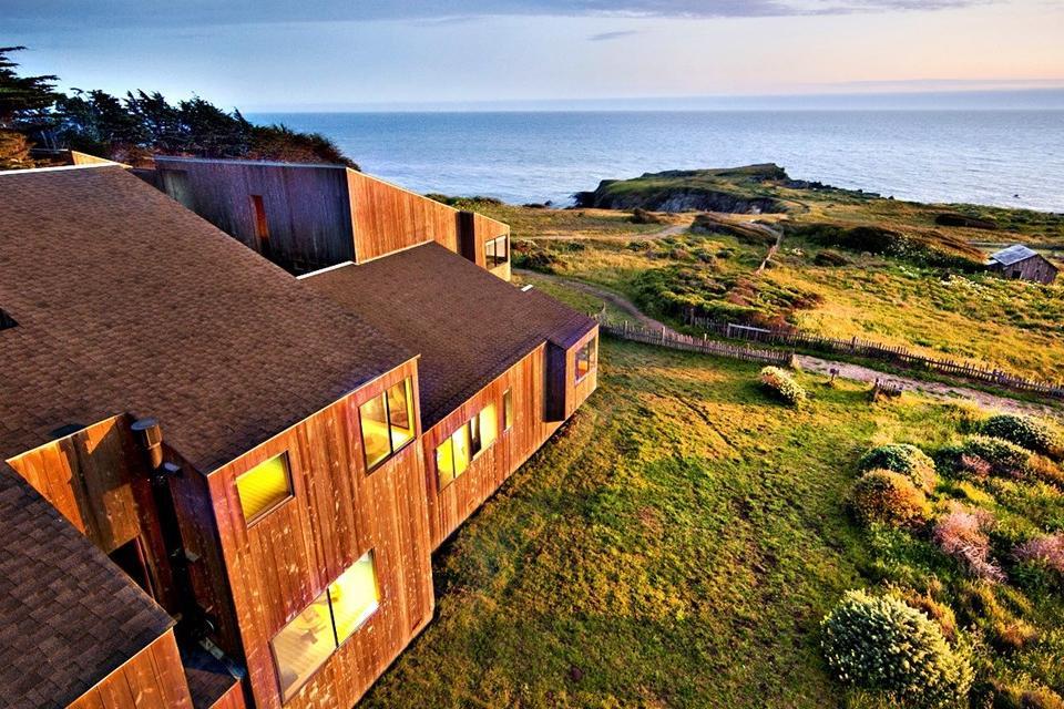 Ocean Views at Sea Ranch Lodge