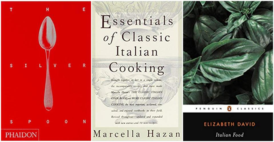 The Best Italian Cookbooks Of All Time